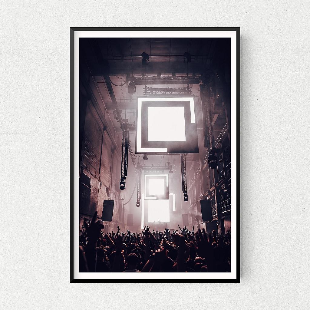 Above & Beyond - Printworks