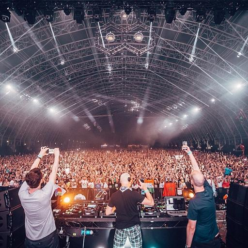 Above & Beyond at The Steelyard