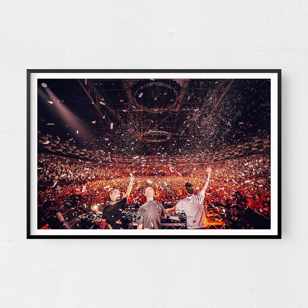 Above & Beyond at The O2 (Confetti)